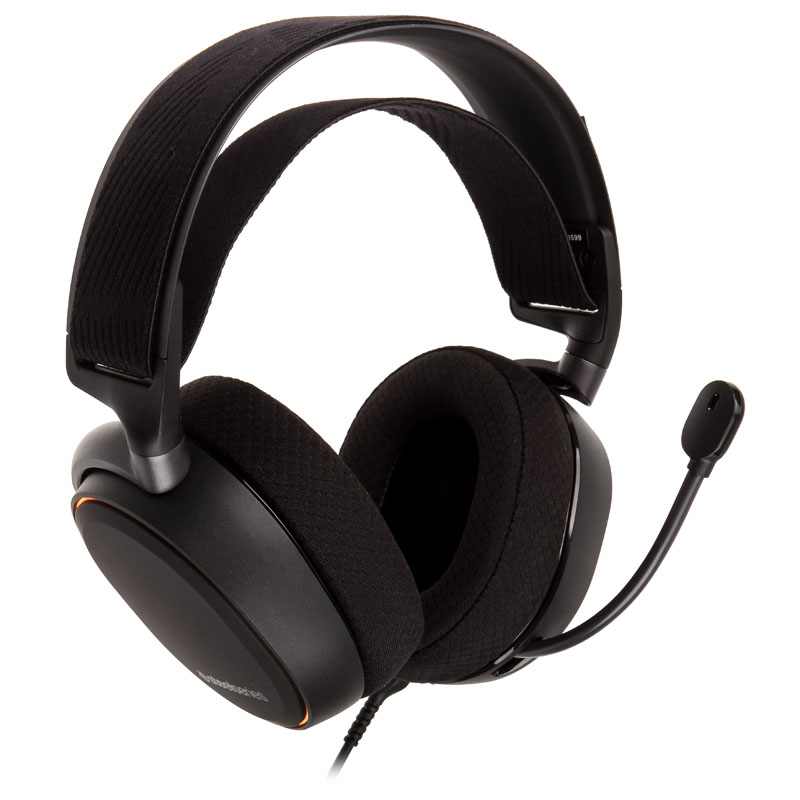 SteelSeries - Auscultadores SteelSeries Arctis PRO + GameDAC Preto