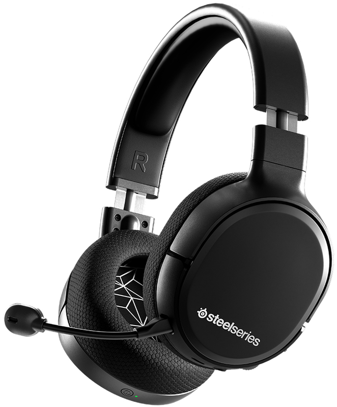 SteelSeries - Auscultadores SteelSeries Arctis 1 Wireless