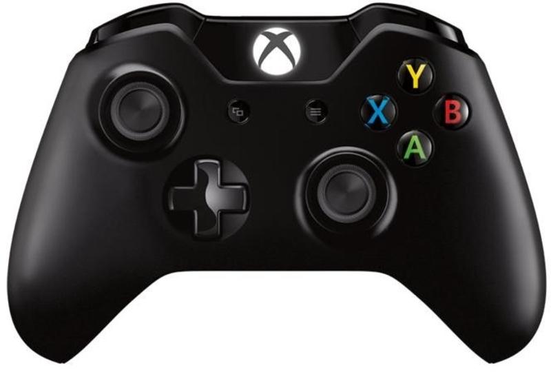 Gamepad Microsoft XBOX One Wireless Preto