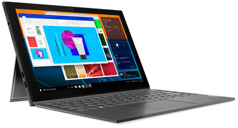 "Lenovo - Portátil Lenovo IdeaPad Duet 3 10.3"" 10IGL-872 N4020 4GB 64GB Touch W10"