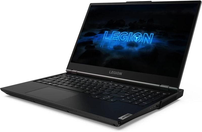 "Lenovo - Portátil Lenovo LEGION 5 15.6"" 15ARH-849 R7 16GB 512GB GTX 1650 TI 144Hz"