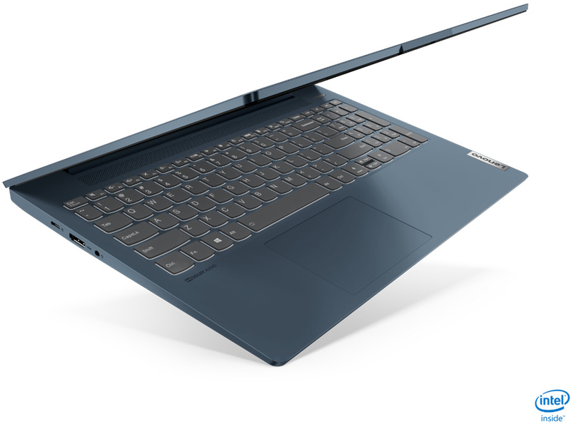"Lenovo - Portátil Lenovo IdeaPad 5 15.6"" 15ITL-590 i7 8GB 512GB MX450"