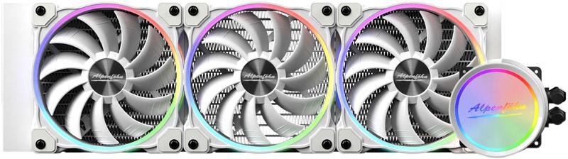 Alpenföhn - Cooler CPU a Água Alpenföhn 360 High Speed ARGB Branco