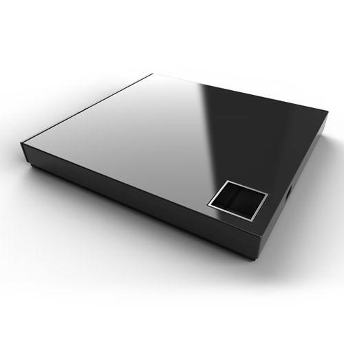 Asus - Drive Externa Blu-Ray Asus SBW-06D2X-U/BLK/G/AS Gravador 6x Preto