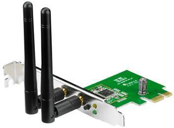 Placa de Rede Asus PCE-N15 Wireless N300 PCIe