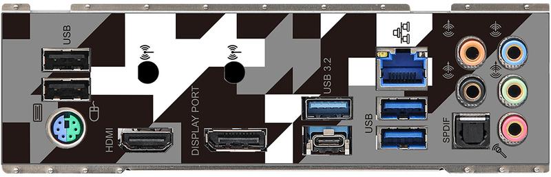 ASRock - Motherboard ASRock Z590 Steel Legend