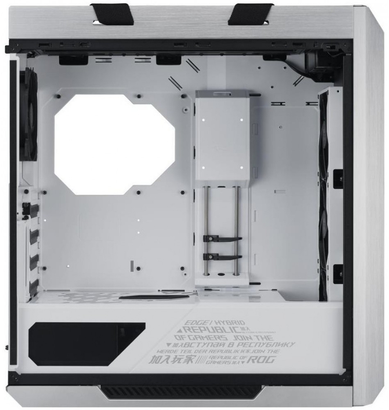 Asus - Caixa E-ATX ASUS ROG Strix Helios GX601RGB Branco Vidro Temperado