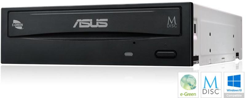Asus - Drive DVD±R Asus DRW-24D5MT 24x Bulk Preto SATA