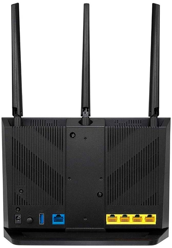 Asus - Router Asus RT-AC85P Dual-Band Wireless AC2400 Gigabit