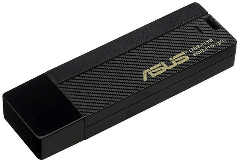 Placa de Rede Asus USB-N13 Ver.2 Wireless N300