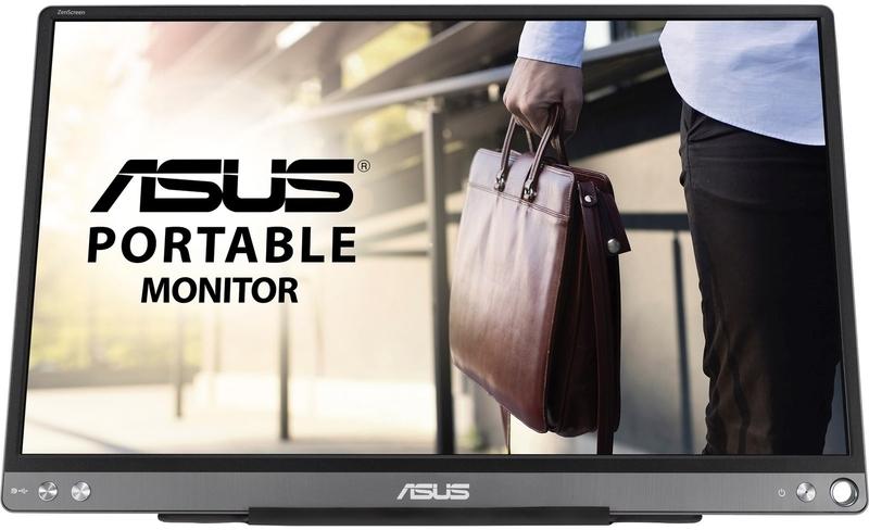 "Monitor Asus 15.6"" ZenScreen MB16ACE USB Type-C IPS 5ms"