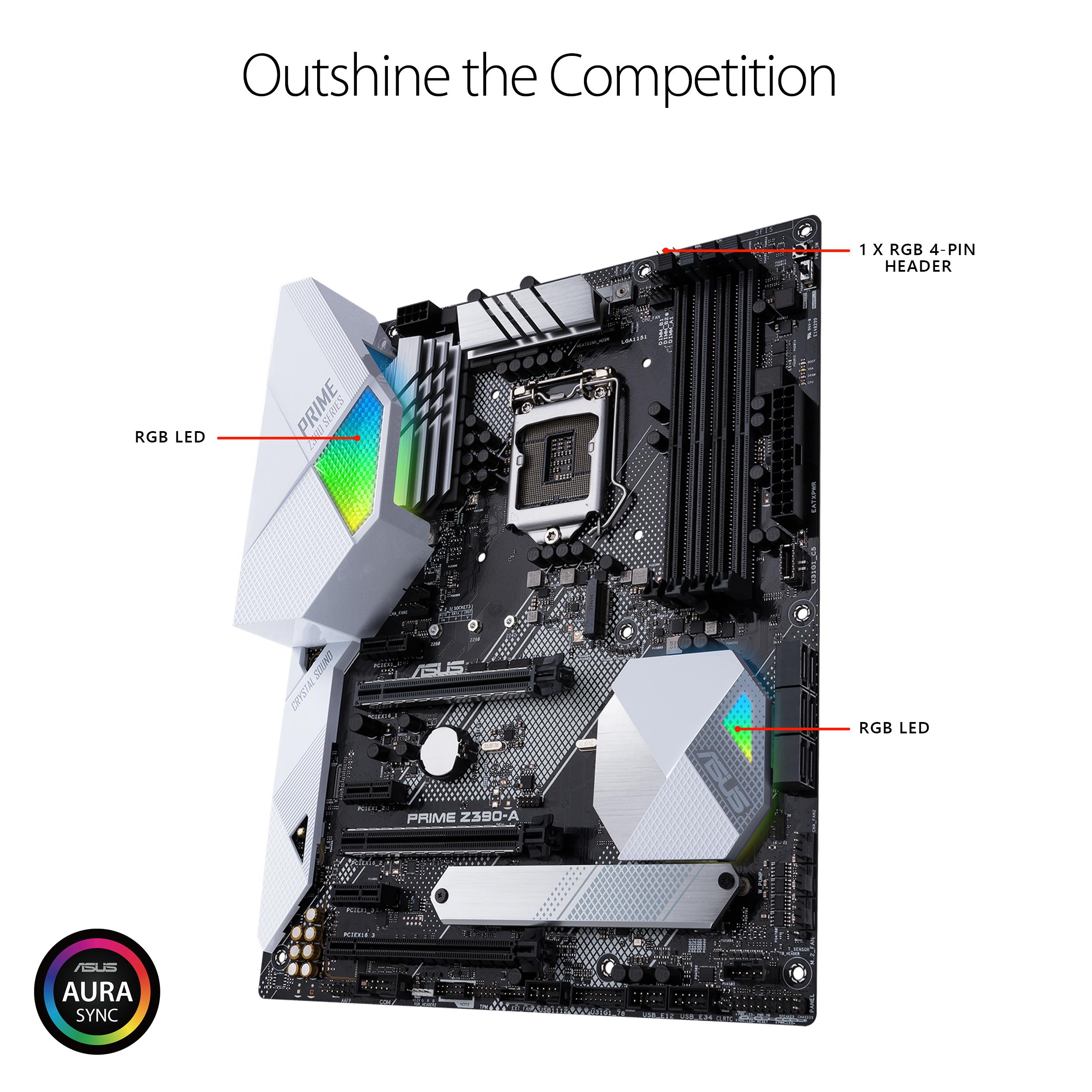 Asus - Motherboard Asus PRIME Z390-A