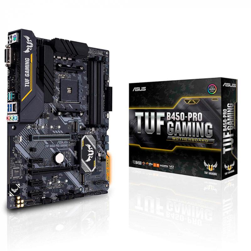 Motherboard Asus TUF B450-Pro Gaming