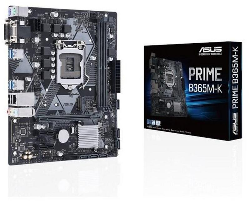 Asus - Motherboard Asus PRIME B365M-K