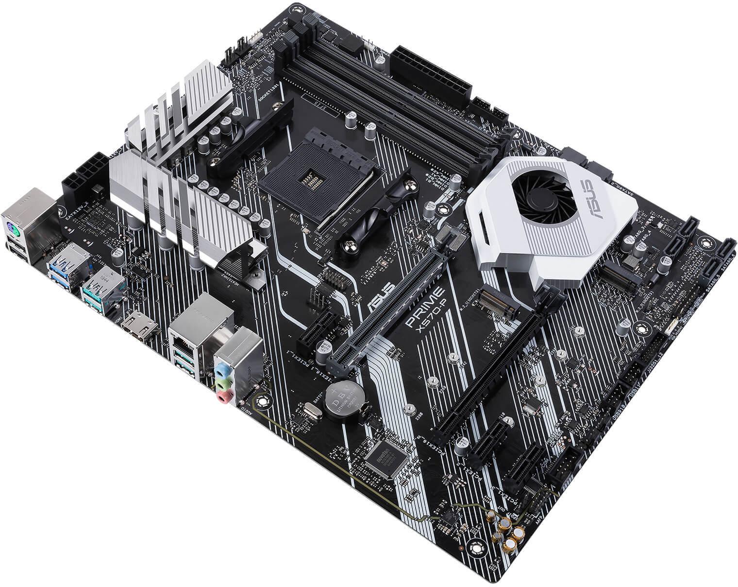 Asus - Motherboard Asus PRIME X570-P