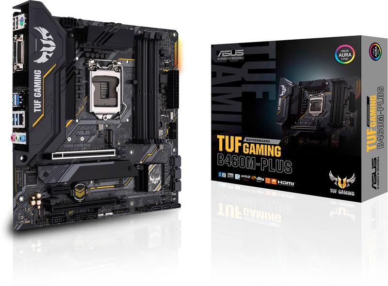 Asus - Motherboard Asus TUF B460M-Plus Gaming