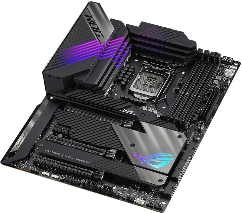 Asus - Motherboard Asus ROG Maximus XIII Hero Z590