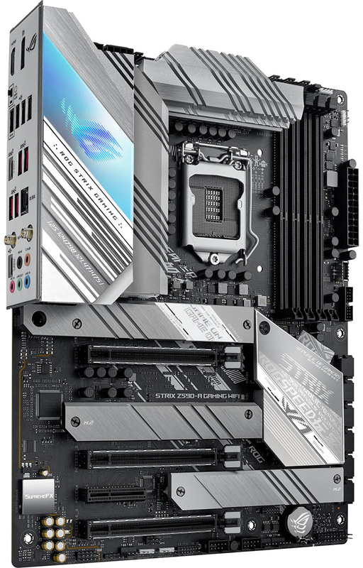 Motherboard Asus ROG Strix Z590-A Gaming (WI-FI)