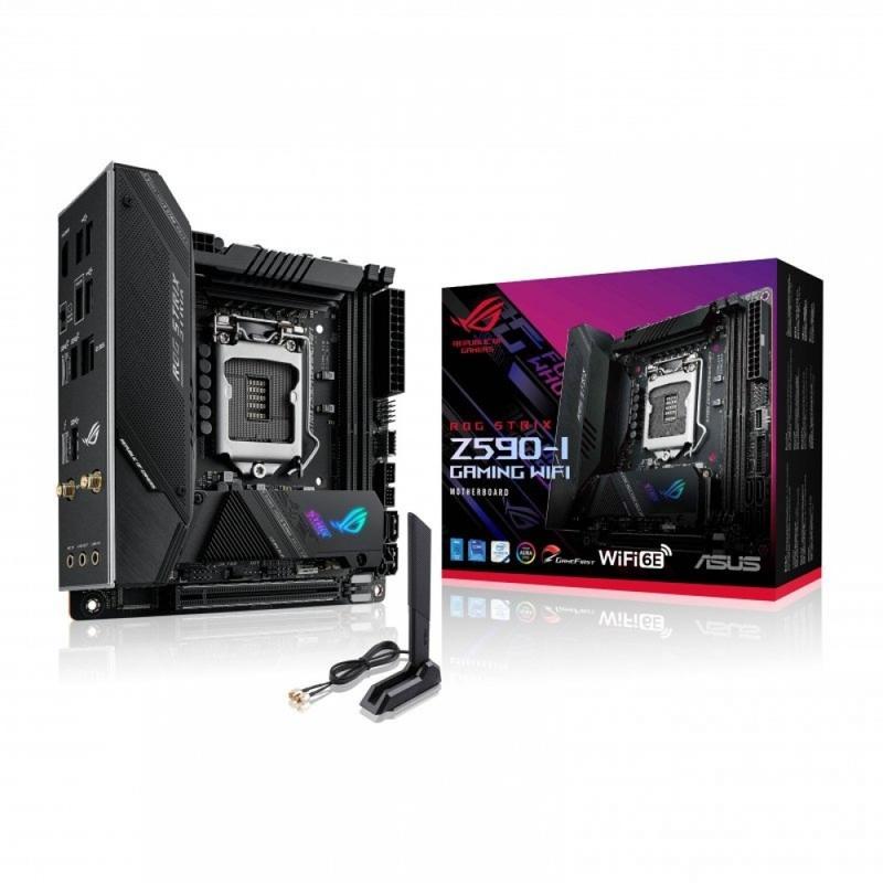 Motherboard Asus ROG Strix Z590-I Gaming (WI-FI)