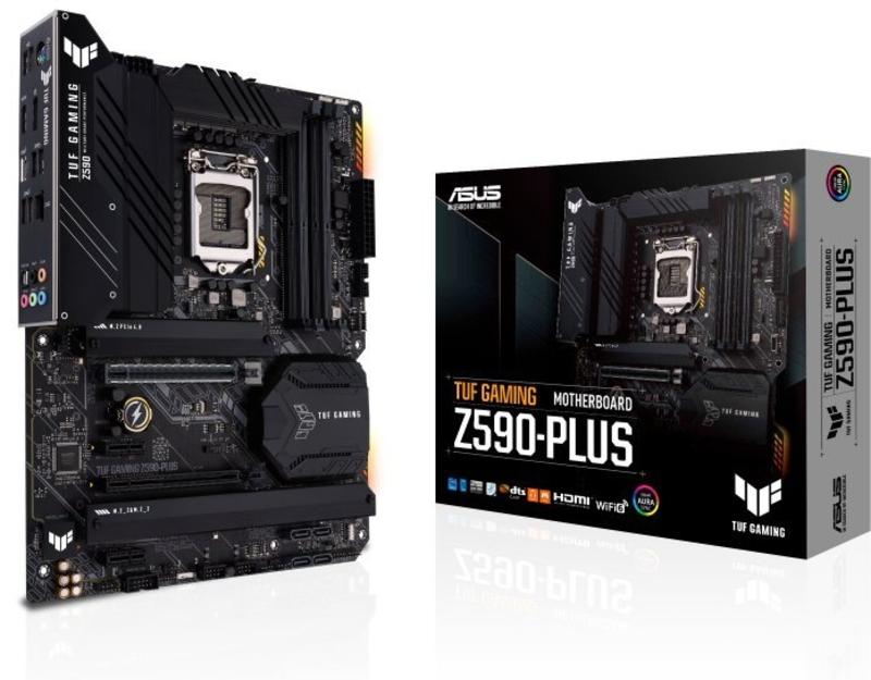 Asus - Motherboard Asus TUF Z590-Plus Gaming