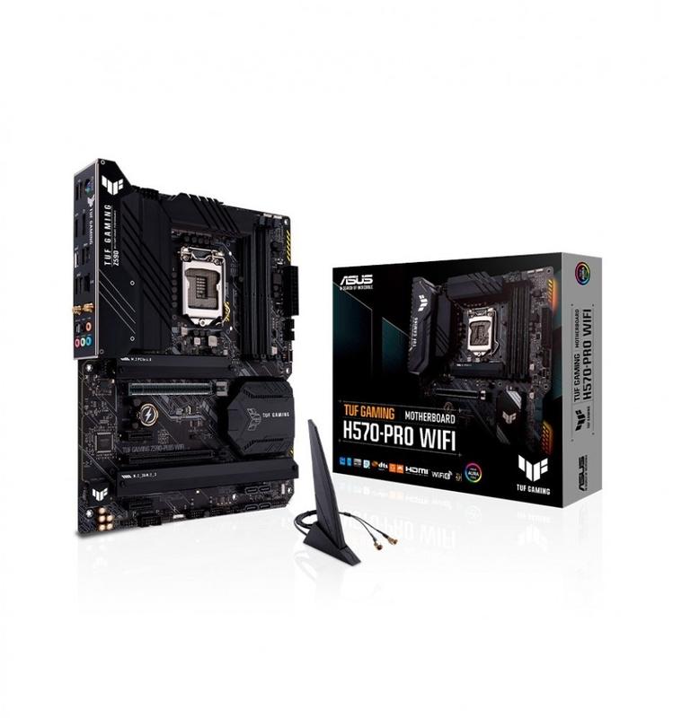 Asus - Motherboard Asus TUF H570-Pro Gaming (WI-FI)