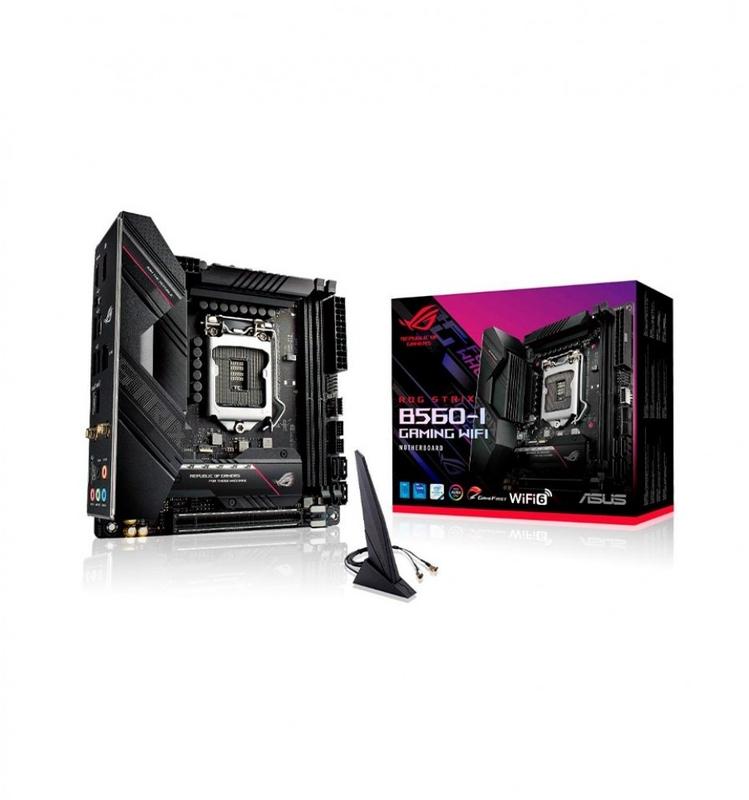 Asus - Motherboard Asus ROG Strix B560-I Gaming (WI-FI)