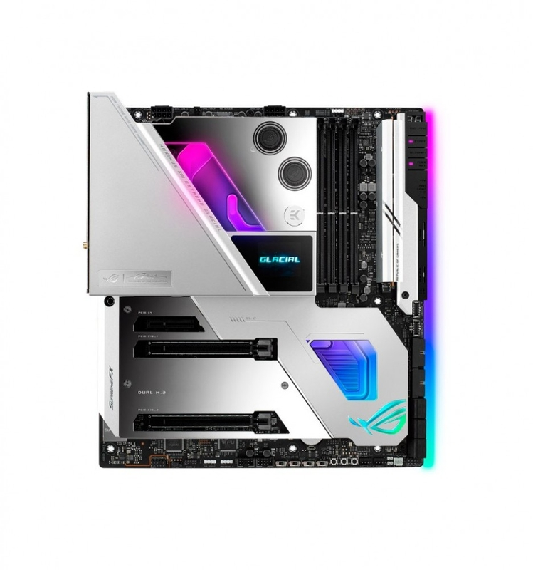 Asus - Motherboard Asus ROG Maximus XIII Extreme Glacial Z590