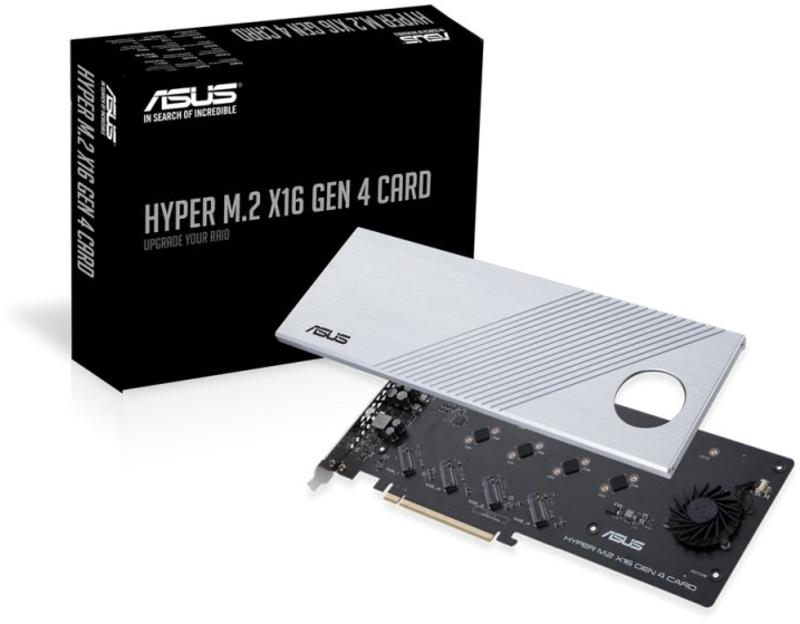 Controladora Asus Hyper M.2 x16 GEN 4