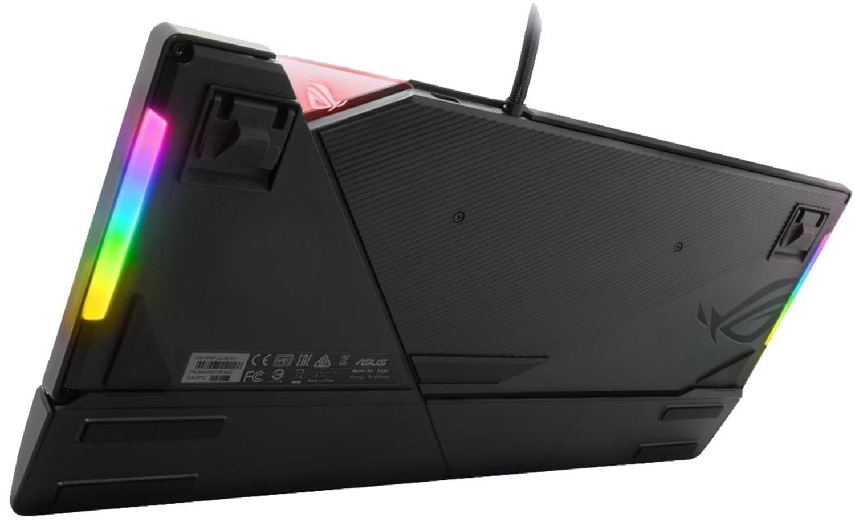 Asus - Teclado Asus ROG Strix Flare MX Black - Mecânico (PT)