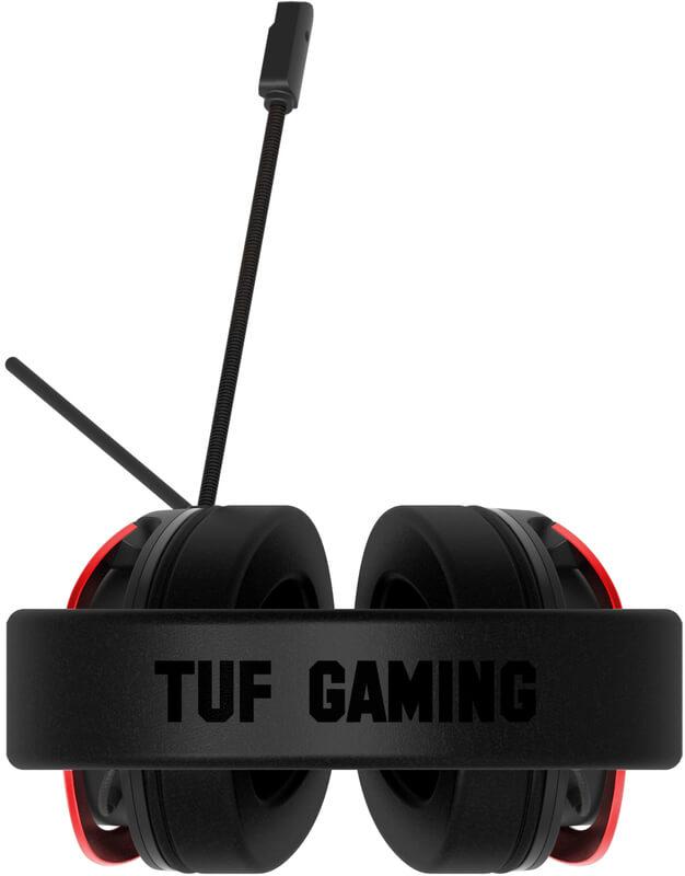 Asus - Auscultadores Asus TUF H3 Gaming Red