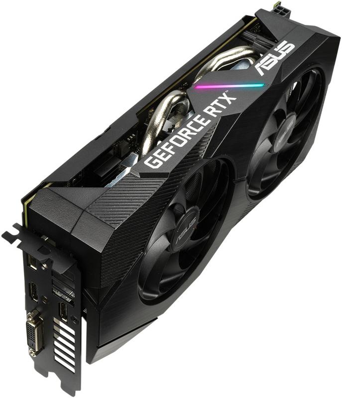 Asus - Gráfica Asus GeForce® RTX 2060 Dual Evo 6GB GD6