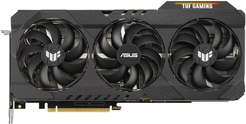 Asus - Gráfica Asus GeForce® RTX 3080 TUF Gaming OC LHR 10GD6X