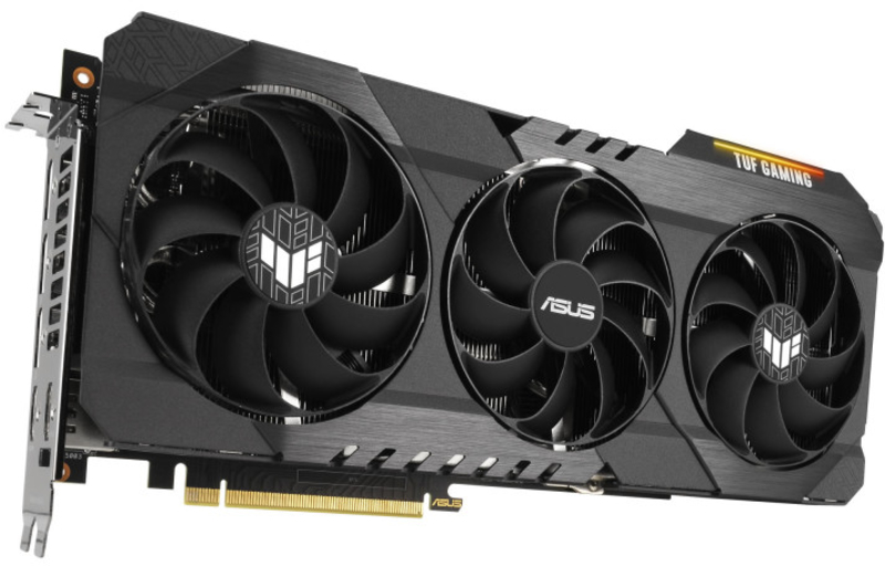 Asus - Gráfica Asus GeForce® RTX 3090 TUF Gaming 24GD6X