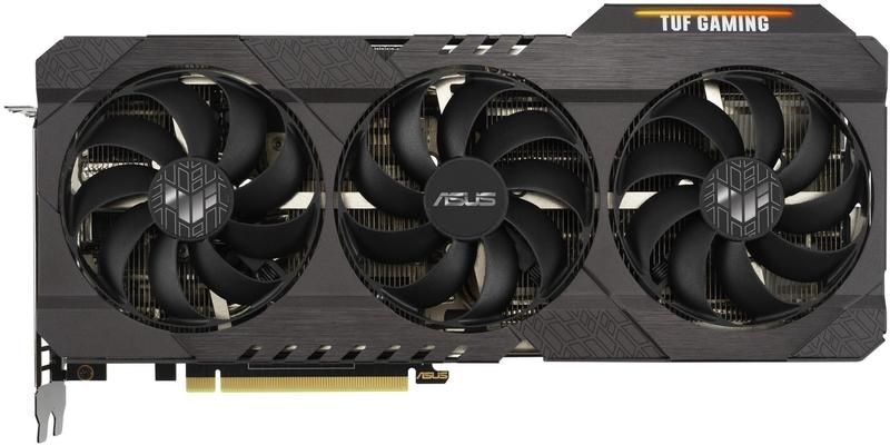 Asus - Gráfica Asus GeForce® RTX 3070 TUF Gaming OC V2 LHR 8GB GD6