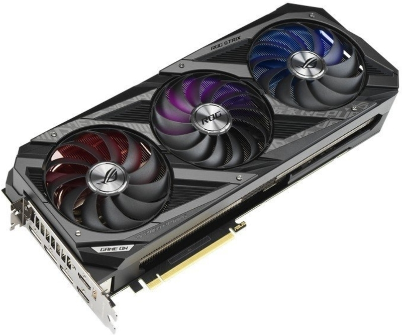 Asus - Gráfica Asus GeForce® RTX 3070 Ti ROG Strix OC 8GB GD6