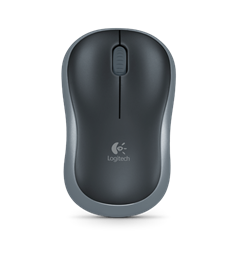 Rato Logitech M185 Wireless Cinza