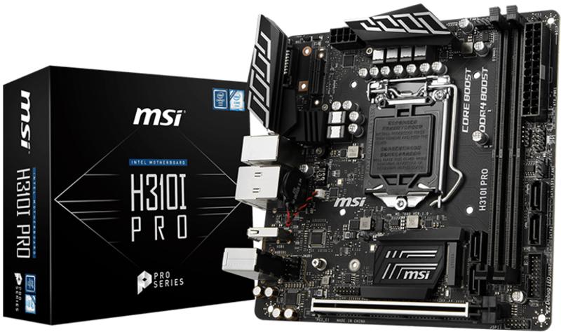 Motherboard MSI H310I PRO