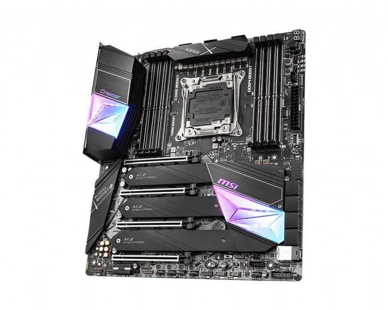 MSI - Motherboard MSI Creator X299