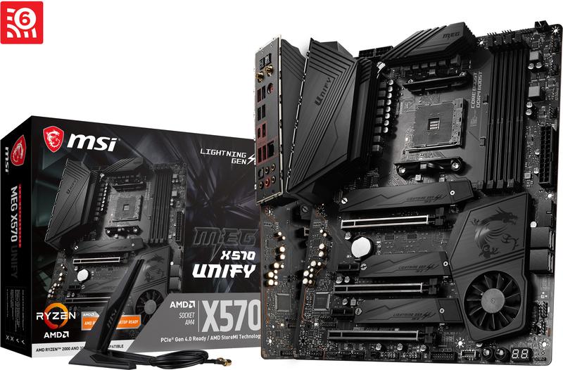 Motherboard MSI MEG X570 UNIFY