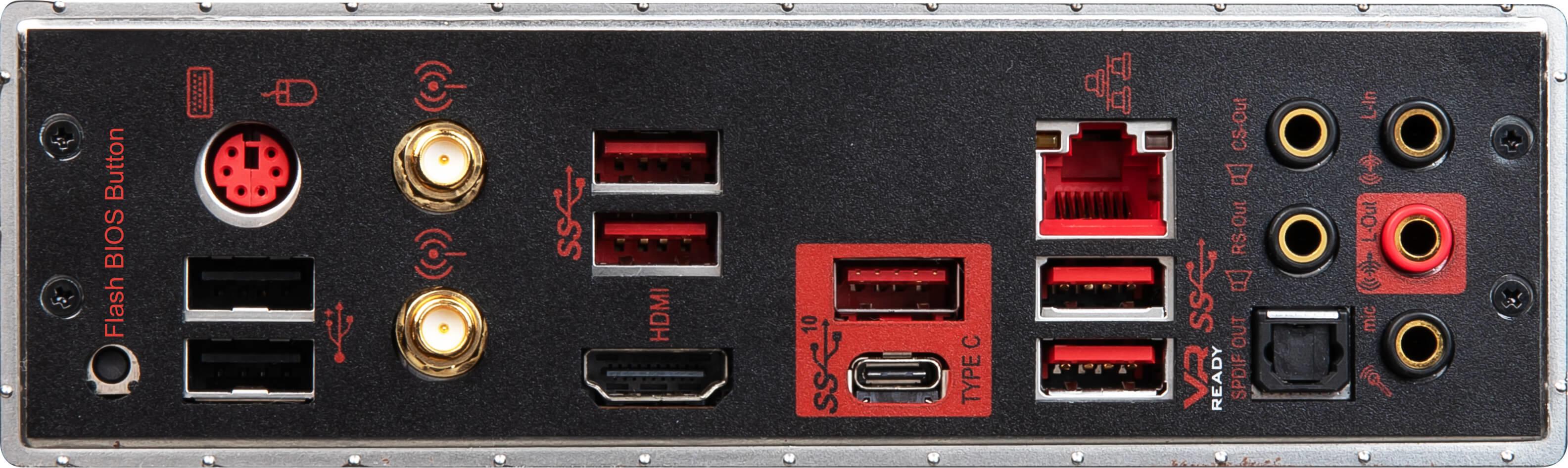 MSI - Motherboard MSI MPG X570 GAMING EDGE WIFI