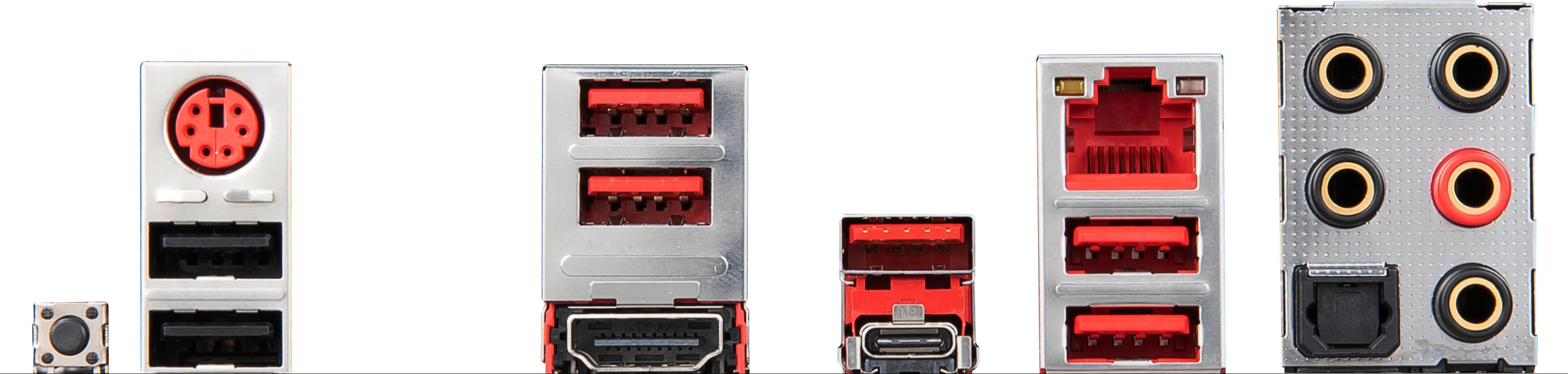 MSI - Motherboard MSI MPG X570 GAMING PLUS