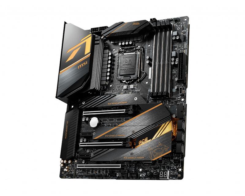 MSI - Motherboard MSI MEG Z490 ACE