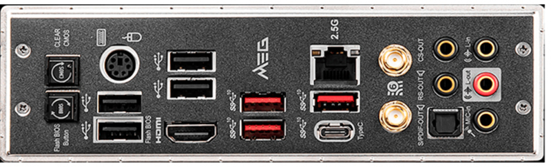 MSI - Motherboard MSI MEG B550 UNIFY