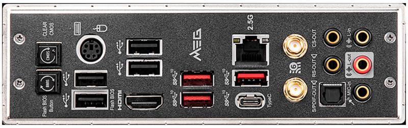 MSI - Motherboard MSI MEG B550 UNIFY-X