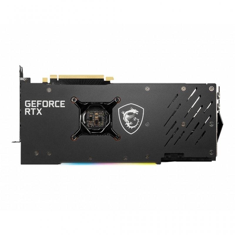 MSI - Gráfica MSI GeForce® RTX 3060 GAMING Z TRIO 12G