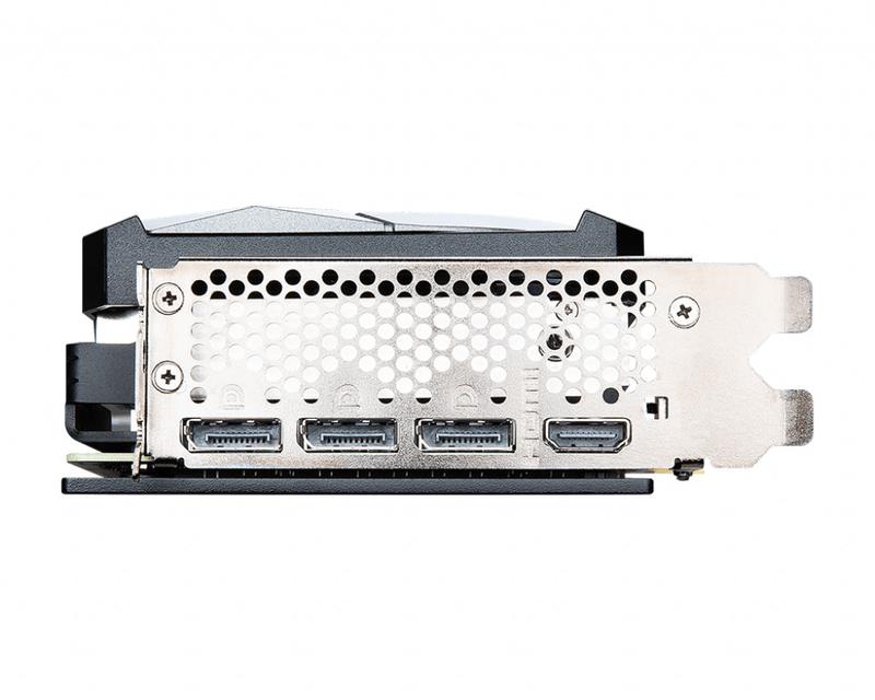 MSI - Gráfica MSI GeForce® RTX 3070 VENTUS 3X OC LHR 8G