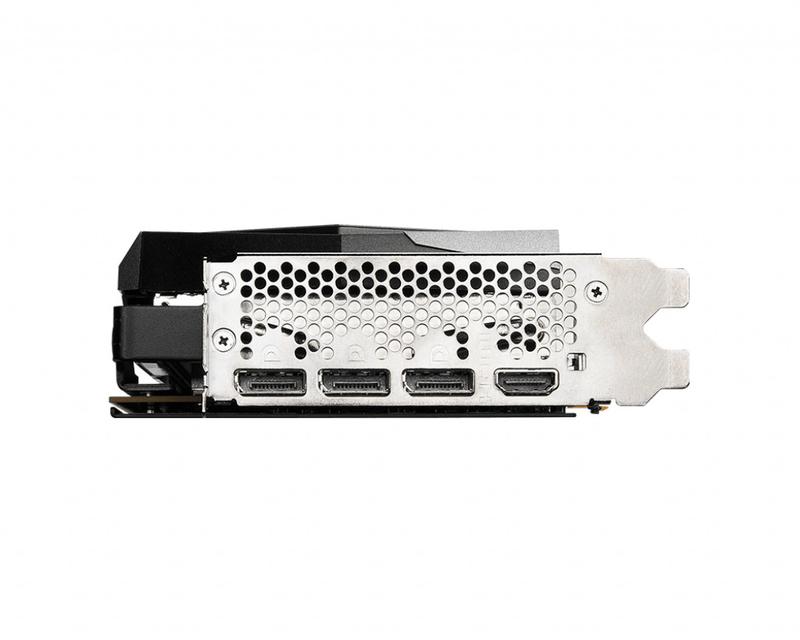 MSI - Gráfica MSI GeForce® RTX 3060 Ti GAMING X LHR 8G