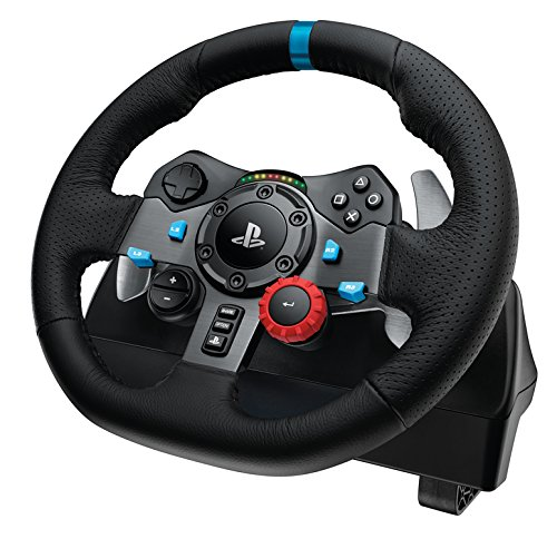 Logitech - Volante Logitech G29 Racing Wheel PS4 / PS3 / PC