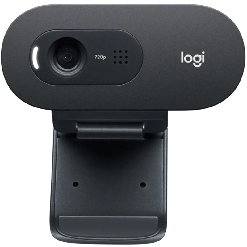 Logitech - Webcam Logitech C505 HD 720p