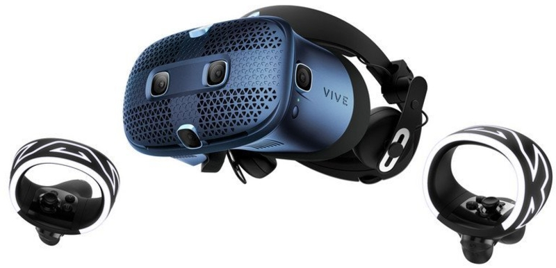 Oculos VR HTC Vive Cosmos V2